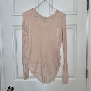 Free People tunic, size S